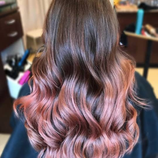 The 20 Best Rose Gold Hair Color Ideas To Ask For In 2021 Hair Com By L Oreal