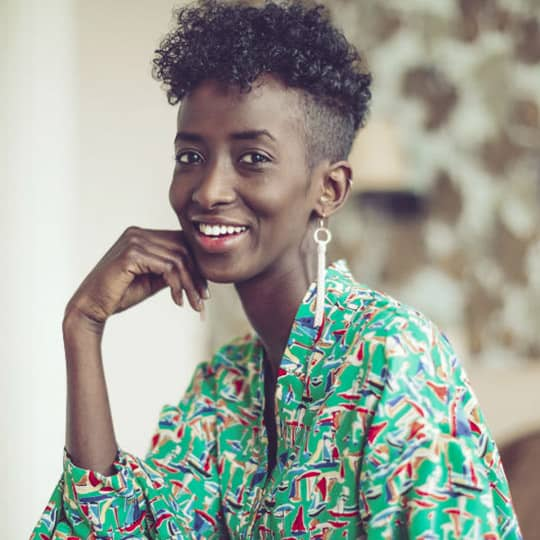 Short Natural Hairstyle Ideas To Show