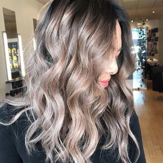 blonde balayage ideas