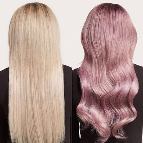 18 Rose Gold Hair Color Ideas To Try Haircom