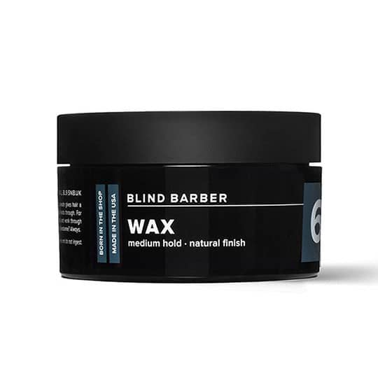 blind barber hair wax