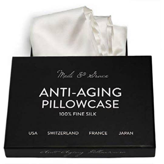 meili and grace silk pillowcase