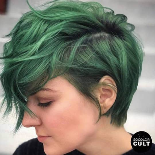 zodiac hairstyle