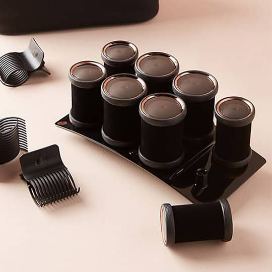 photo of t3 hair rollers