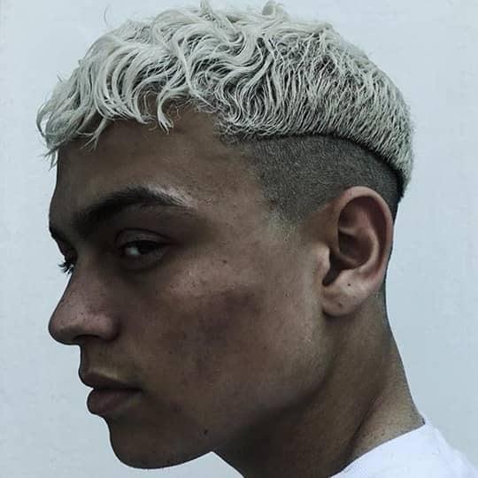 Haircuts for Receding Hairline Caesar