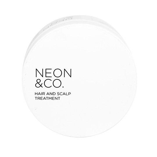 picture of neon & co hair and scalp treatment