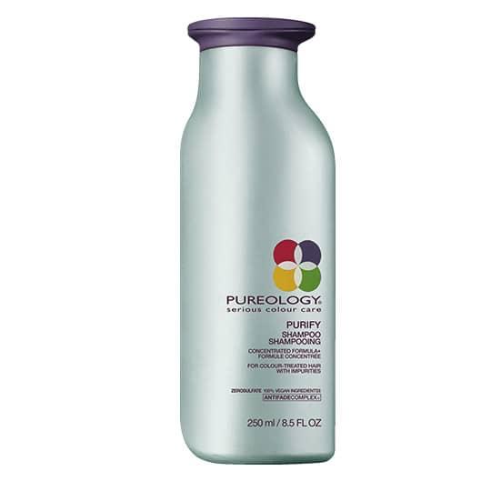 pureology purify shampoo