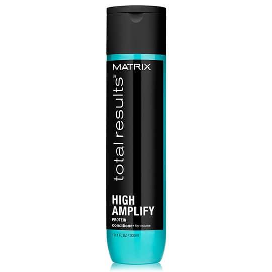 matrix high amplify conditioner bottle