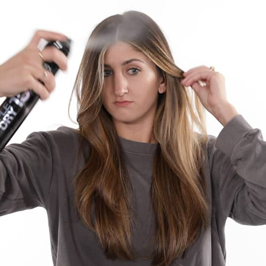 hair blowouts
