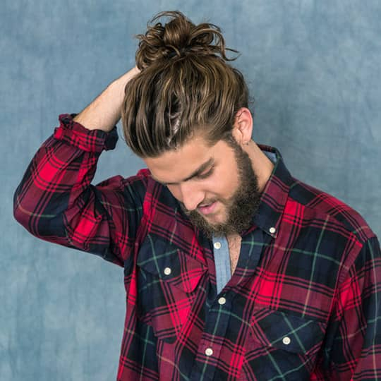 Long Hairstyles For Men -