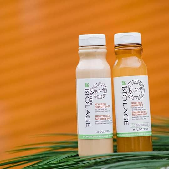 biolage r.a.w nourish shampoo
