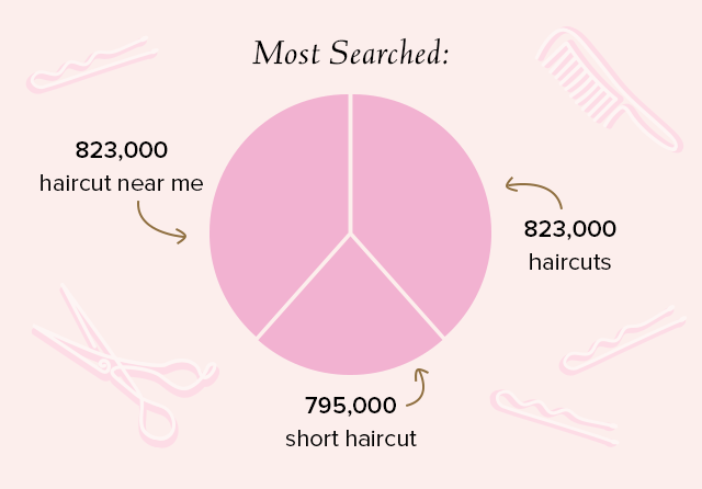 Hair.com Most Searched Hair Terms