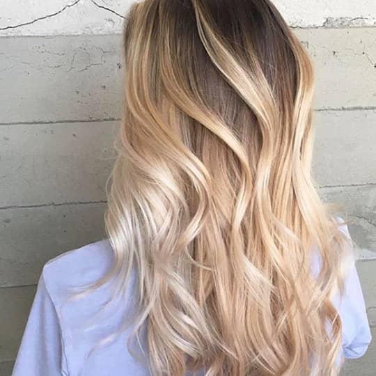 Blonde Balayage Ideas