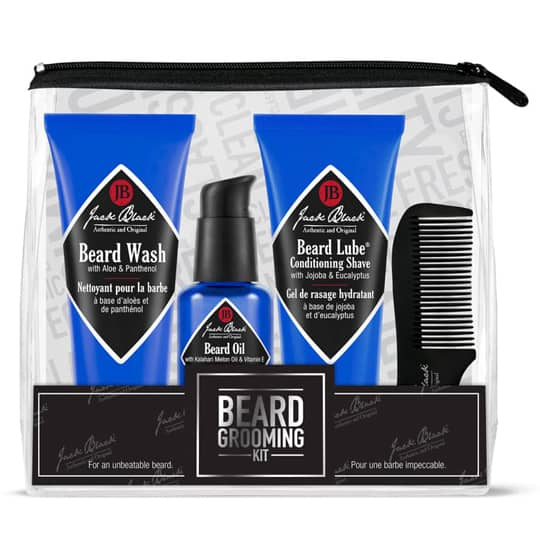 Jack black beard kit