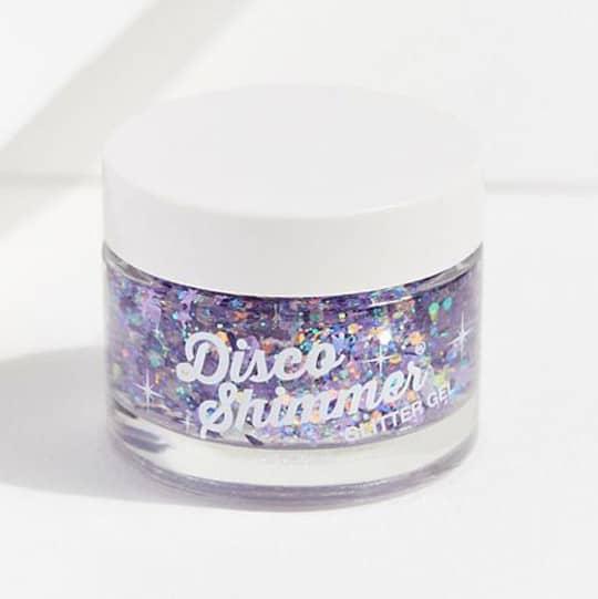 Disco Shimmer Hair Glitter