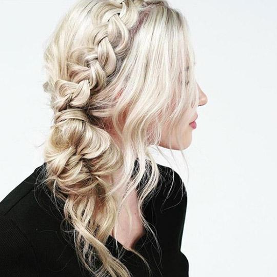 festival hairstyles boho bun
