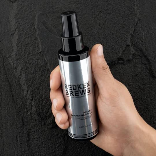 Redken Brews Thickening Spray