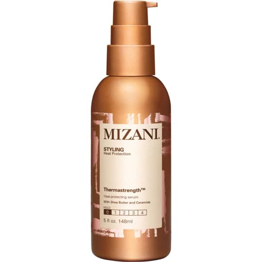 picture of mizani hair serum