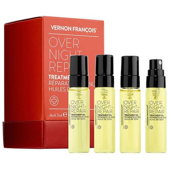 hair oil sleep product