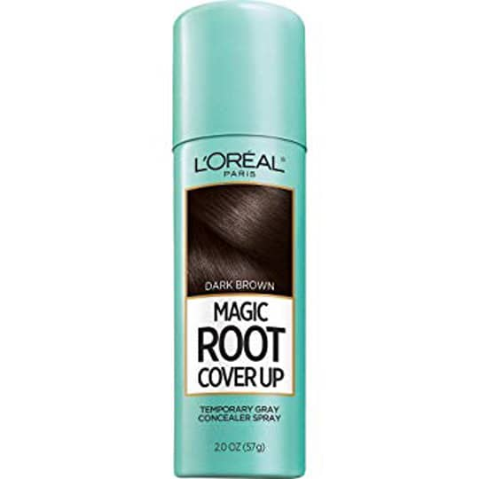 how to cover a bald spot Loreal Paris Magic Root Coverup
